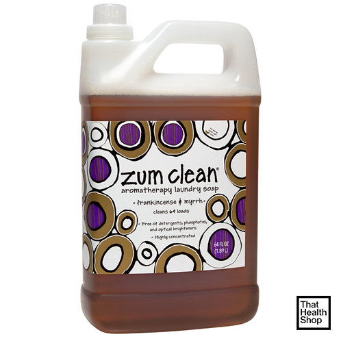 Indigo Wild Zum Clean Frankincense and Myrrh (1.89L)