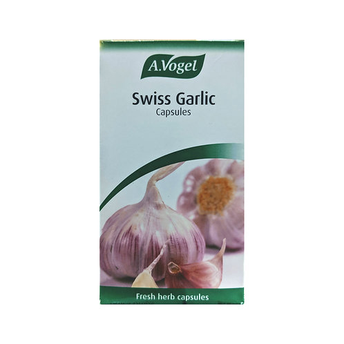 A Vogel Swiss Garlic (150 Capsules)