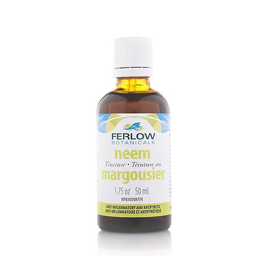 Ferlow Botanicals Neem Tincture (50ml)
