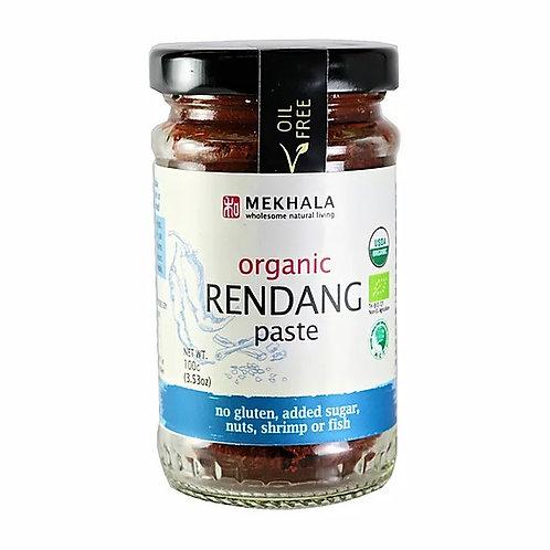 Mekhala Organic Rendang Paste (100g)