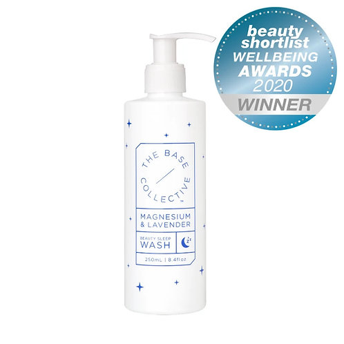 The Base Collective Beauty Sleep Wash - Magnesium and Lavender (250ml)