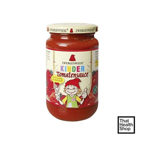 Zwergenwiese Kinder Tomatensauce (340ml)