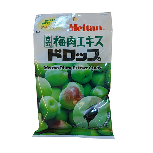 Meitan Plum Extract Candy (60g)