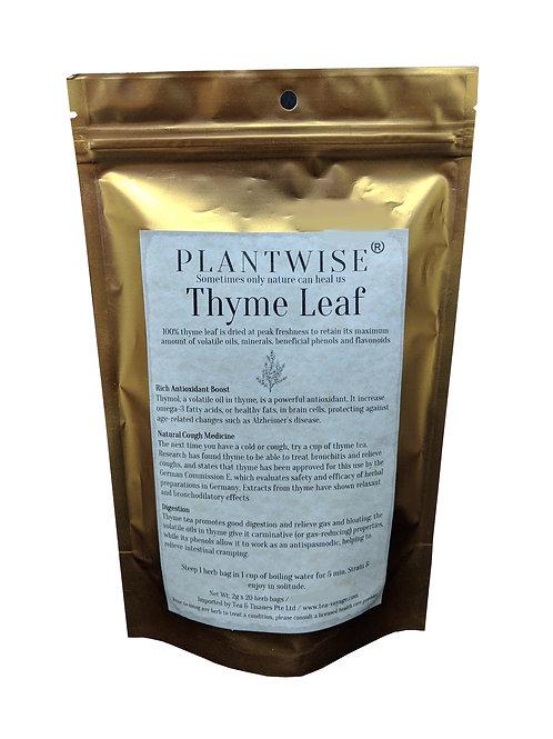 PLANTWISE Thyme Leaf (20 Herb Bags)
