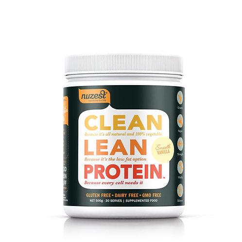 Nuzest Clean Lean Protein - Smooth Vanilla (500g)