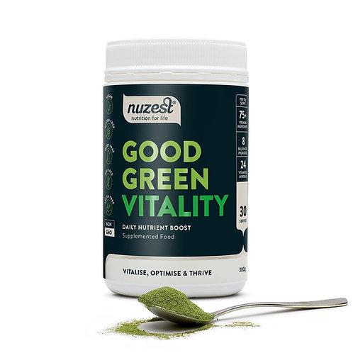Nuzest Good Green Vitality (300g)