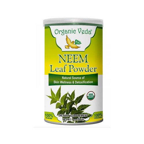 Organic Veda Neem Leaf Powder (200g)