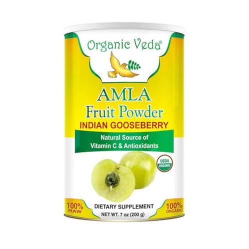 Organic Veda Amla Fruit Powder (200g)
