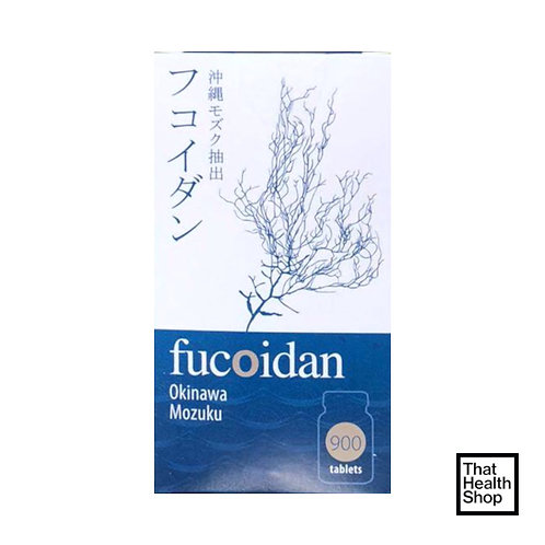 United Nature Okinawa Fucoidan Tablets (900 Tablets)