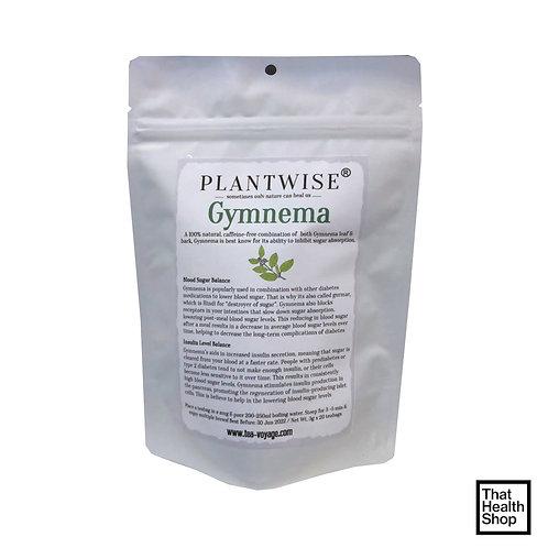 Tea Voyage Plantwise Gymnema (3g x 20 teabags)