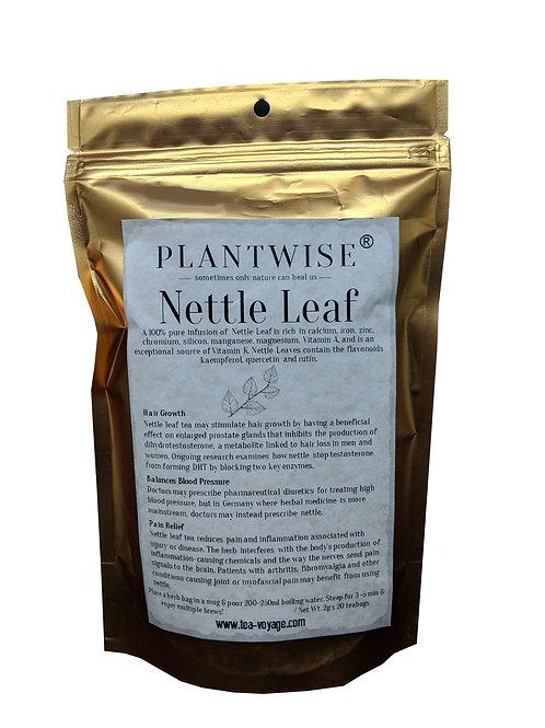 PLANTWISE Nettle Tea Leaf (20 Tea Bags)