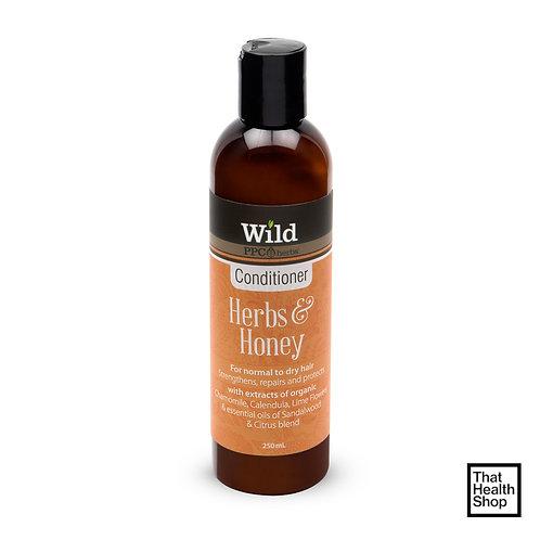 Wild PPC Herbs Herbs and Honey Conditioner(250ml)