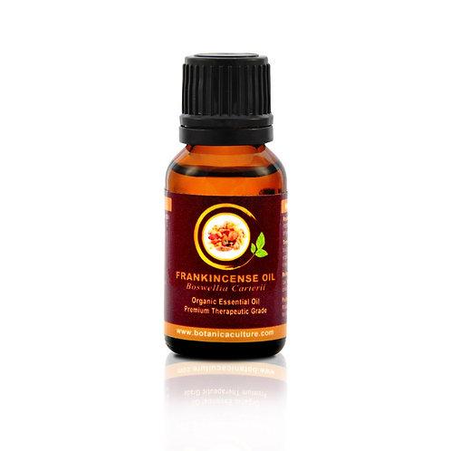 Botanica Culture Organic Frankincense Essential Oil (15 ml)