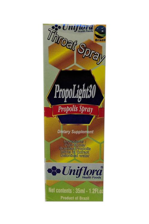 Uniflora Propolight 30 Propolis Spray (35 ml)