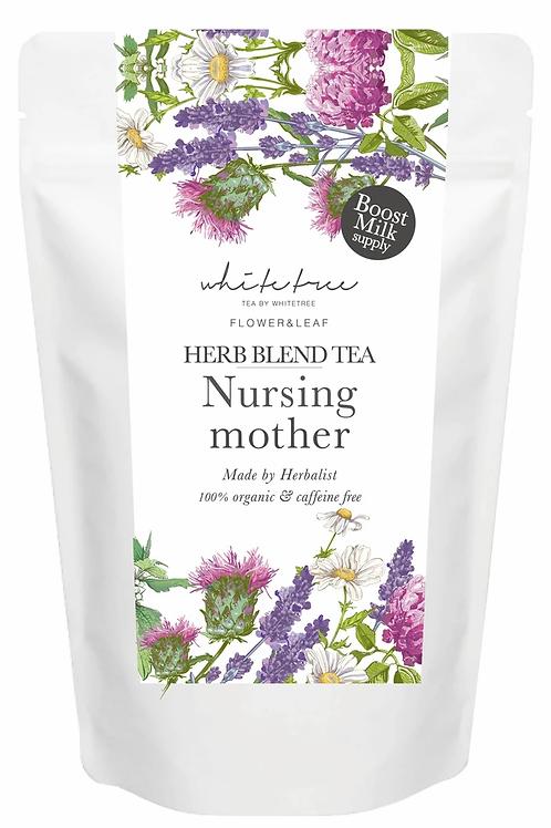 WhiteTree The Nursing Mother Herb Blend Tea (12 Bags)