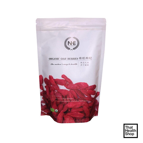 NHE Organic Goji Berries (200g)