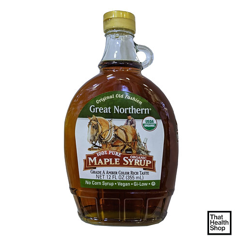 Great Northern Organic Maple Syrup (355ml)