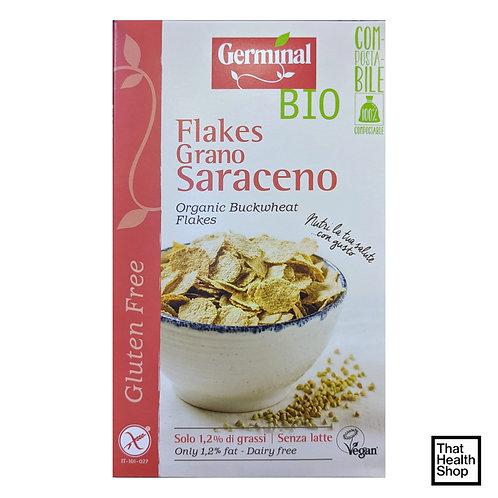 Germinal Bio Flakes Grano Saraceno - Organic Buckwheat Flakes (200g)