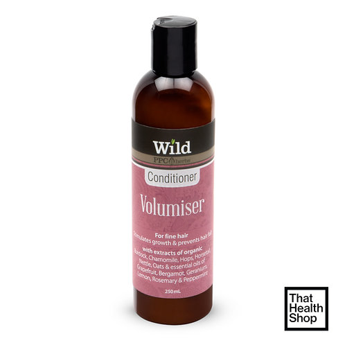 Wild PPC Herbs Volumiser Conditioner (250ml)