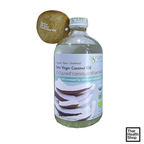 Agrilife Extra Virgin Coconut Oil (450ml)