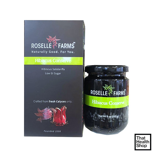 Roselle Farms Hibiscus Conserve (252g)