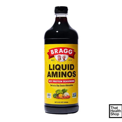 Bragg Liquid Aminos Soy Protein Seasoning (946ml)