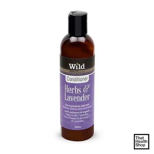 Wild PPC Herbs Herbs and Lavender Conditioner (250ml)
