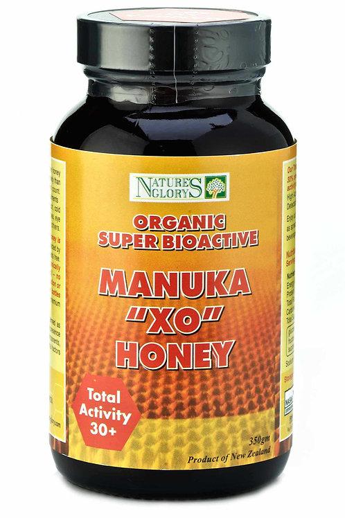 Nature's Glory Organic Manuka XO Honey 30+ Nature's Glory (350g)