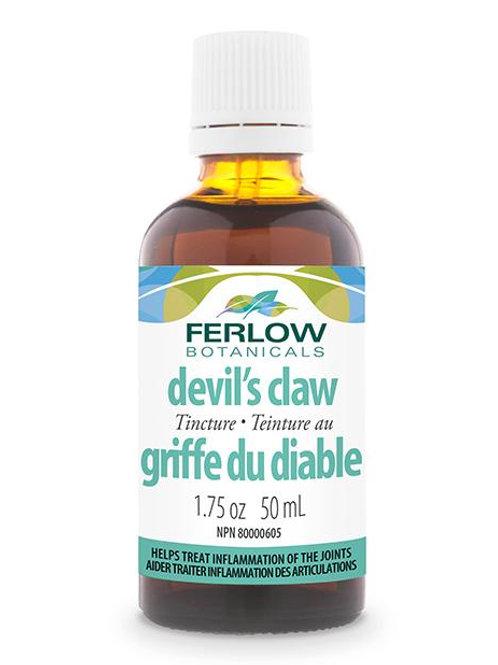 Ferlow Botanicals Devil's Claw Tinture (50 ml)