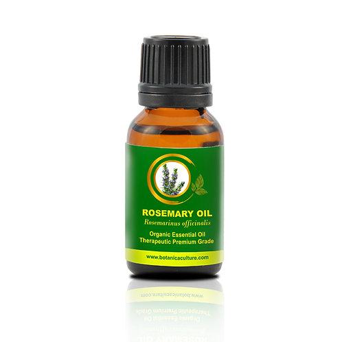 Botanica Culture Organic Rosemary Essential Oil (15ml)