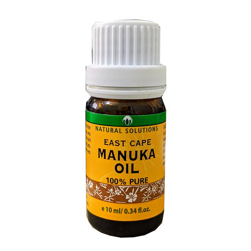 Natural Solutions East Cape Manuka Oil (10ml)