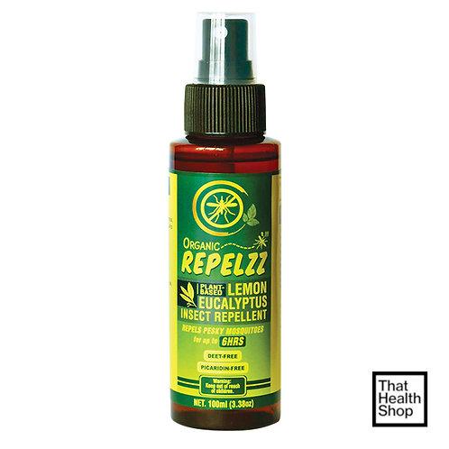 Botanica Culture Organic Repelzz, 100% Organic Insect Repellent