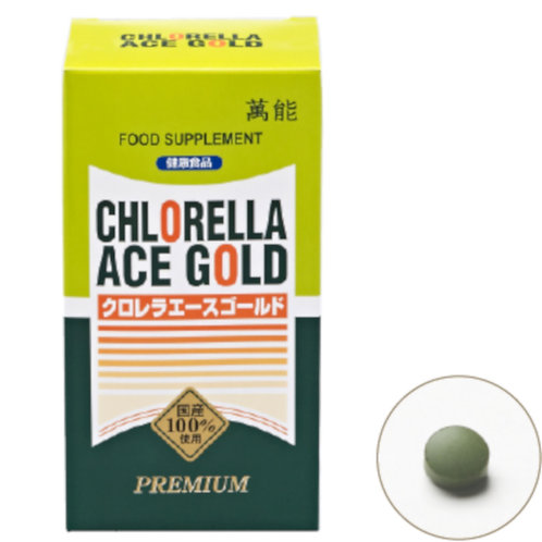 Health Trends Chlorella Ace Gold (1500 Tablets)