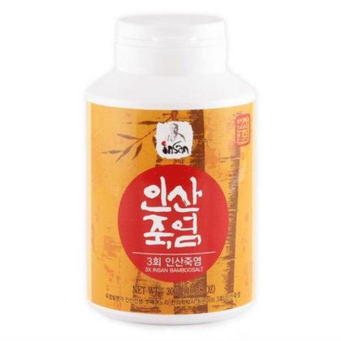 Insan 3x Bamboo Salt 300g (Powder)