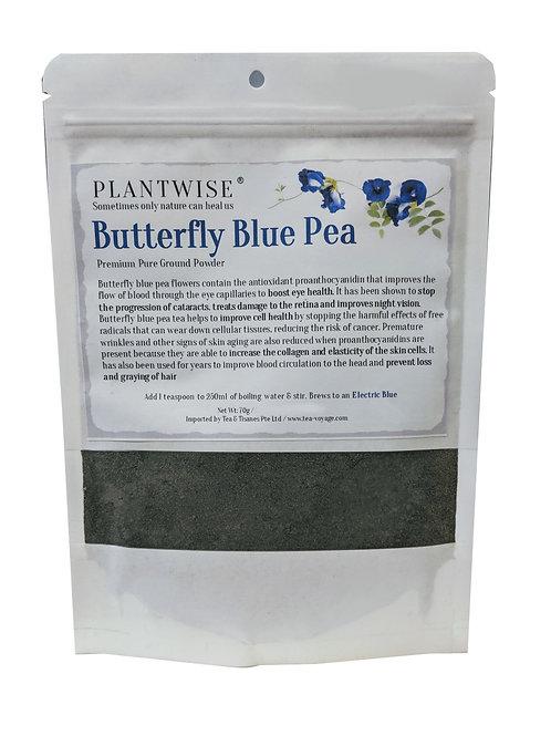 Tea Voyage Plantwise Butterfly Blue Pea (70g)