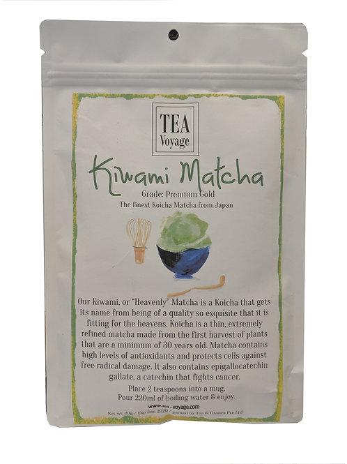 Tea Voyage Kiwami Matcha (70g)