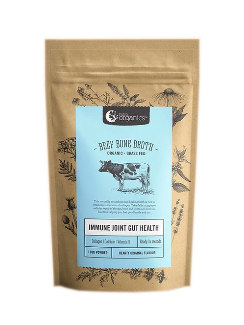 Nutra Organics Beef Bone Broth Hearty Original (100g)