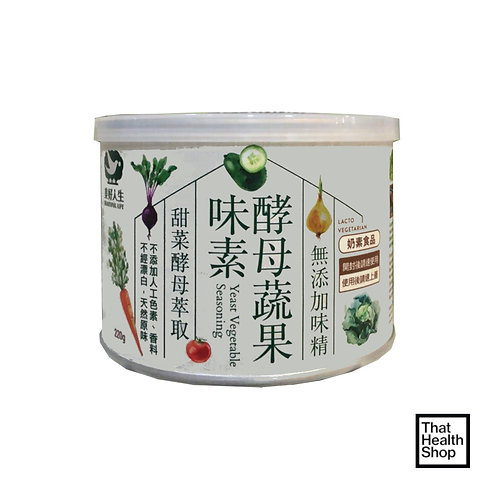 Beautiful Life Yeast Vegetable Seasoning (220g)