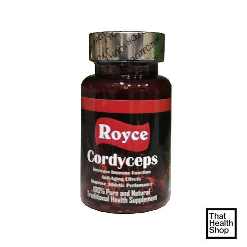 Royce Cordyceps (60 Capsules)