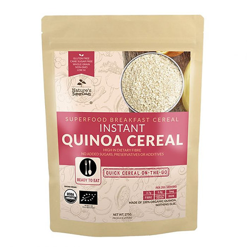 Nature's Superfoods Instant Quinoa Cereal (400g)