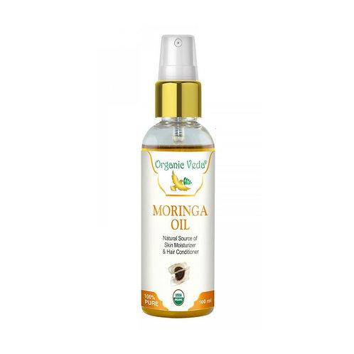 Organic Veda Moringa Oil 100ml