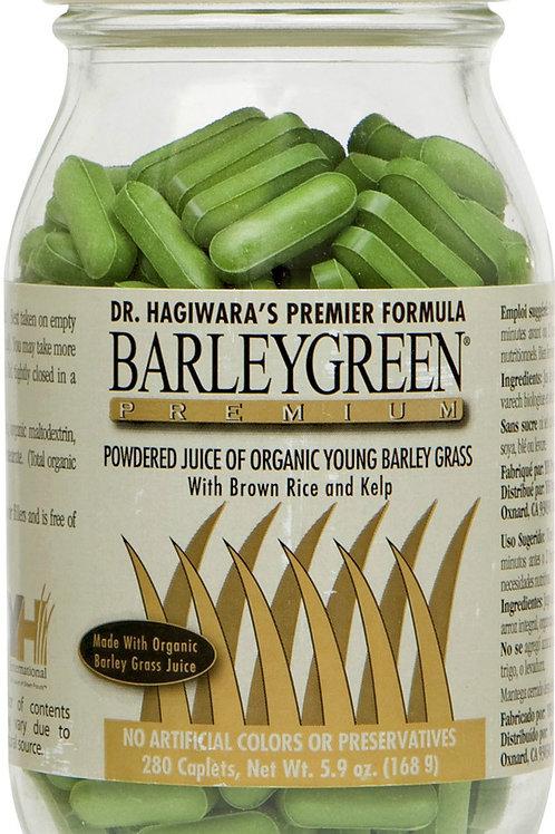 BarleyGreen Premium (280 Caplets)