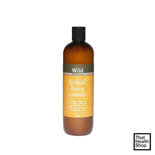 Wild PPC Herbs Herbs and Honey Conditioner (500ml)