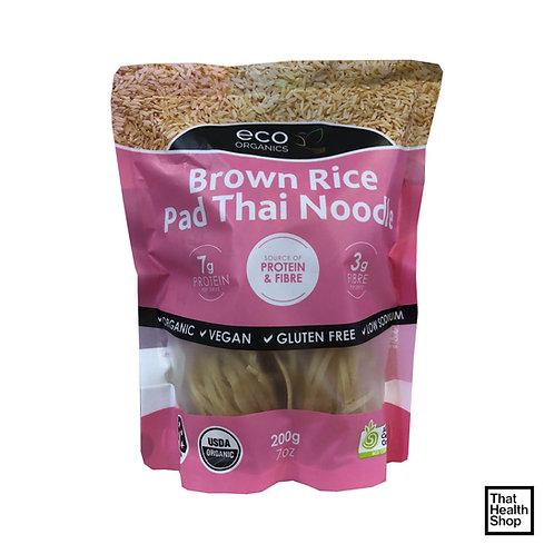 Eco Organics Organic Brown Rice Pad Thai Noodle (200g)