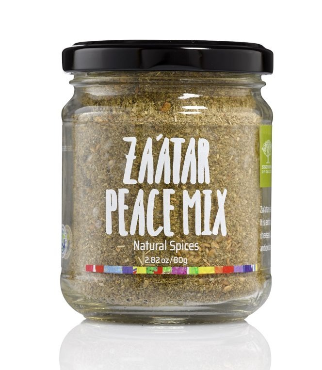 Sindyanna of Galilee Za'atar Peace Mix (80g)