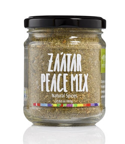 Sindyanna of Galilee Za'atar Peace Mix (80g)