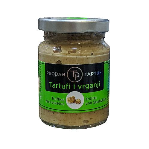 Prodan Tartufi i Vrganji (Truffle and Boletus) 90g