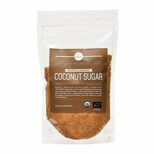 Nature's Superfoods Organic Coconut Sugar (250g | 1kg) )