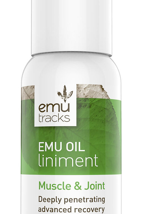 Emu Tracks Liniment 100ml