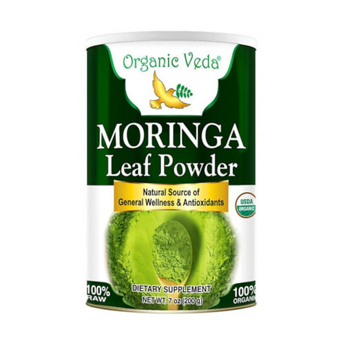 Organic Veda Moringa Leaf Powder (200g)